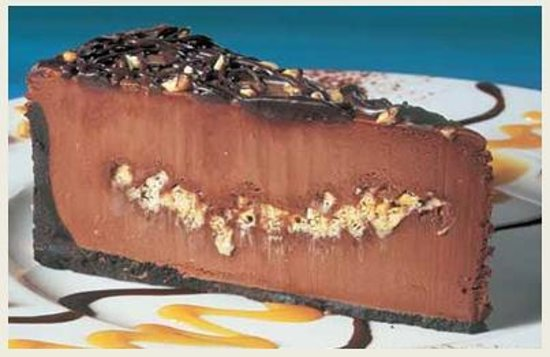 Denallis Grill and Bar: Chocolate mousse cake