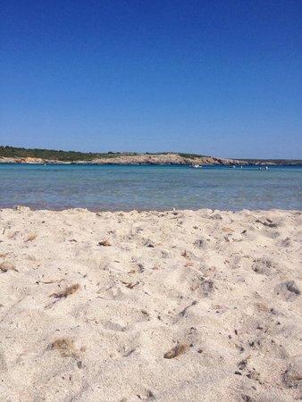 Beach Club: Vista dalla spiaggia