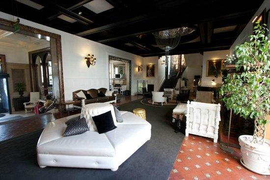 Hotel Infante Sagres : Lobby