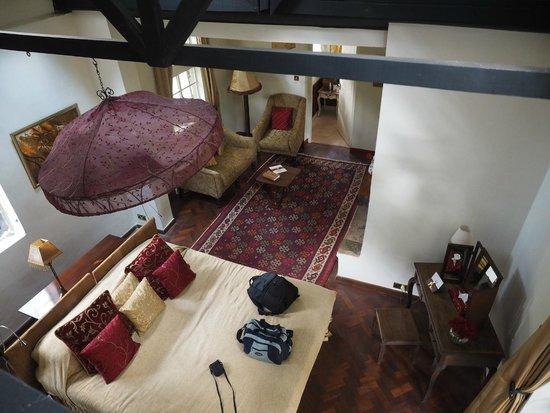 Giraffe Manor : Blixen Suite