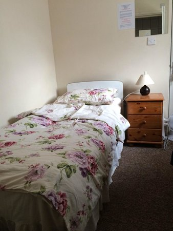 Havering Guest House: Single put up bed