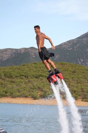 Flyboard Hero 4 Mori