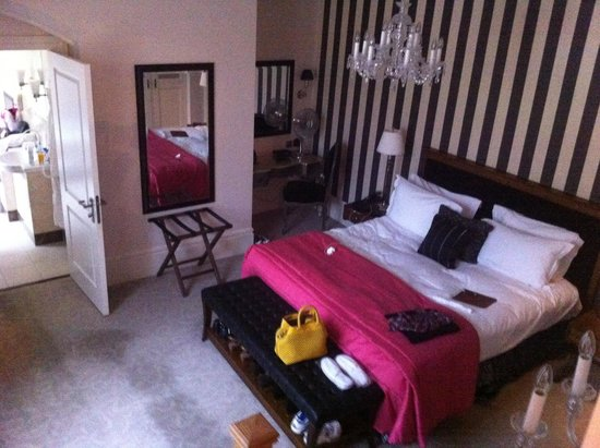 Rockliffe Hall: Our Old Hall suite