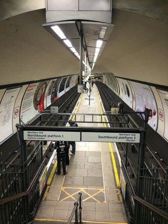 London Underground: Tube station