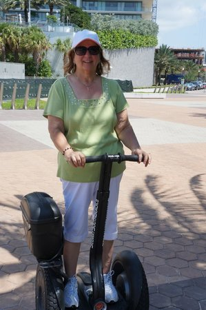 Segway South Beach: My first time on a Segway