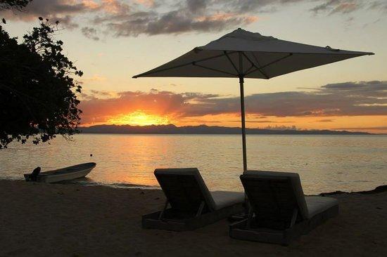 Tides Reach Resort: Sunset at Tides Reach