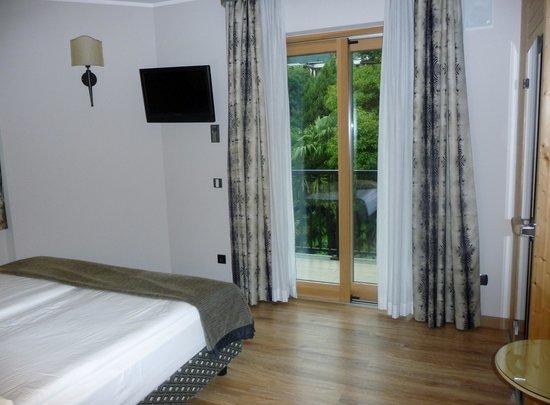 Parc Hotel Flora: sovrummet 210