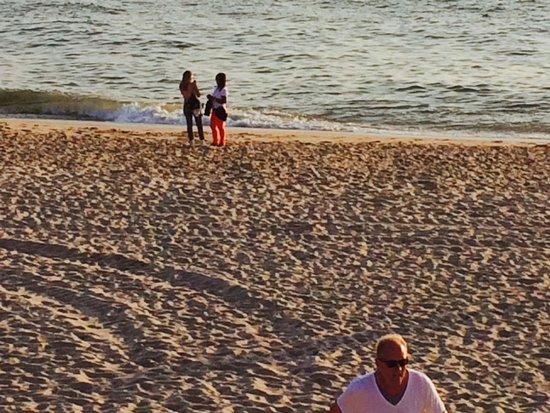 Sansibar: digestive stroll