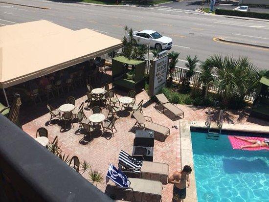 Royal Beach Palace: swimming pool