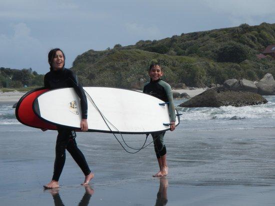 West Coast Surf: Ready to go!