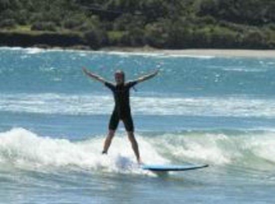 West Coast Surf: Nailed it!