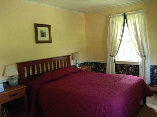 Cummington, MA: ベッドルーム