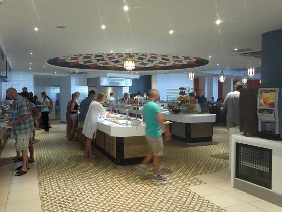 db San Antonio Hotel + Spa : Breakfast area