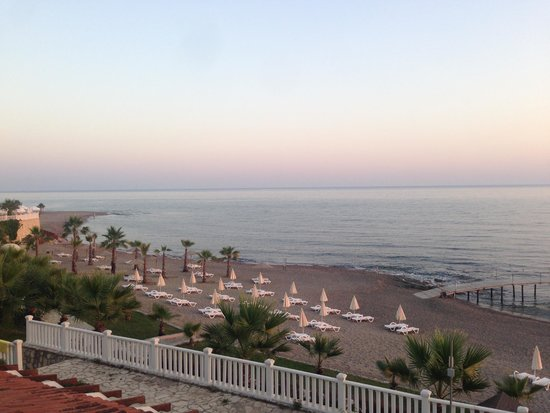 SENTIDO Flora Garden : view from the room