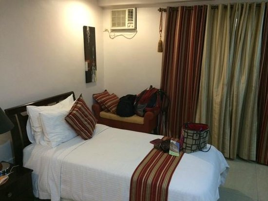 The Suites at Calle Nueva: My Bed
