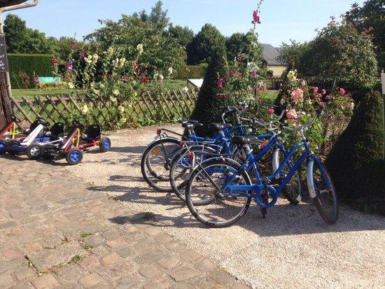 Parc Floral William Farcy : Nouveau en plus du minigolf et du parc