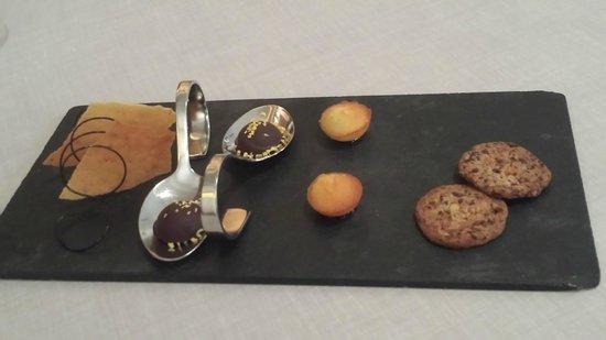 Abantal : Chocolate deserts