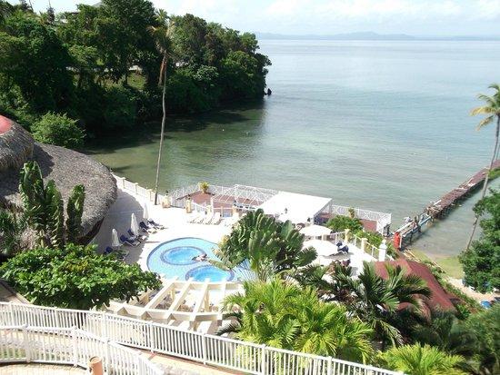 Grand Bahia Principe Cayacoa : Jacuzzi Pool