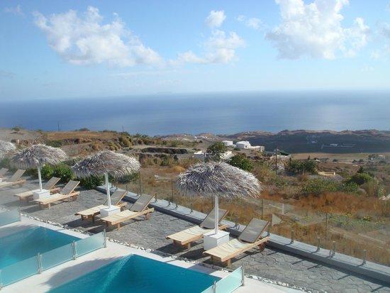 Splendour Resort : View from the balcony