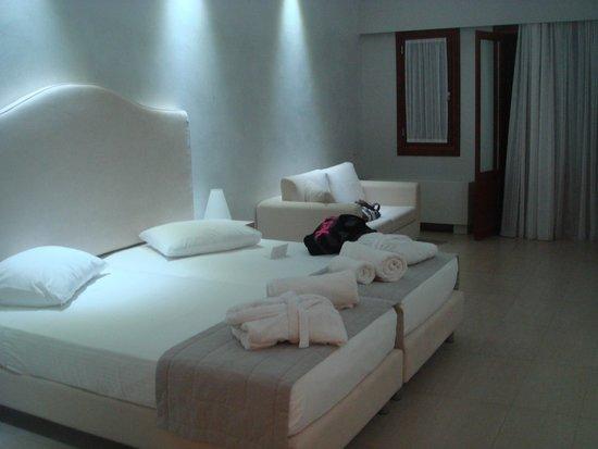 Splendour Resort : Standard double room