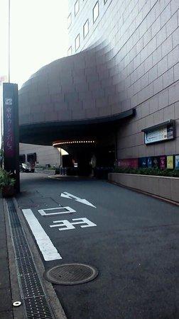 Tokyo Garden Palace: エントランス