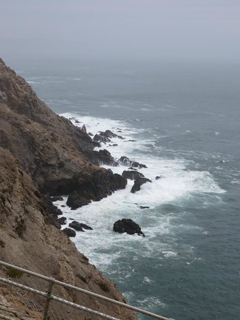 Point Reyes Lighthouse: Awesome