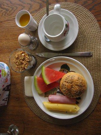 Rein Guesthouse: Amazing breakfast!
