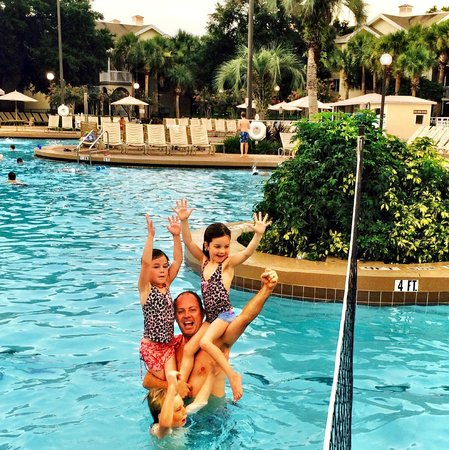 Sheraton Vistana Resort Villas- Lake Buena Vista: Fountains Pool Fun
