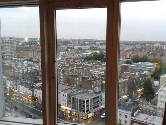 Hilton London Metropole : Foto desde la habitacion