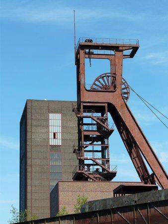 Zeche Zollverein Essen: Shots of Old industry