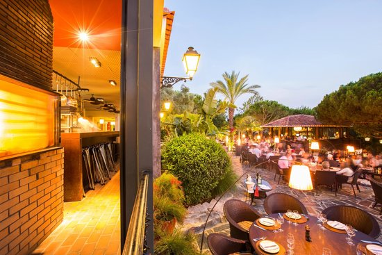 Parrilla Natural : Dining out