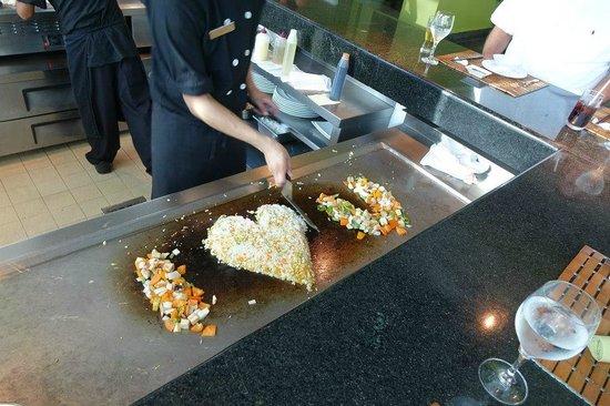 Hyatt Zilara Cancun : Dinner at Asiana