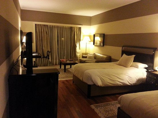 InterContinental Hotel Buenos Aires: Our Room
