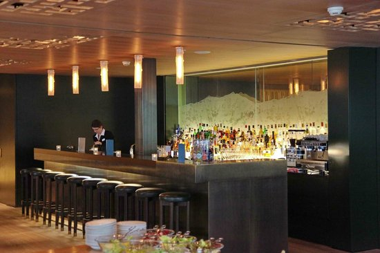 Parkhotel Bellevue : Bar