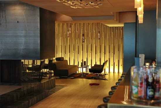 Parkhotel Bellevue: Bar