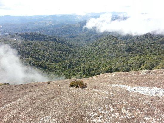 Pedra Redonda: pertinho do céu