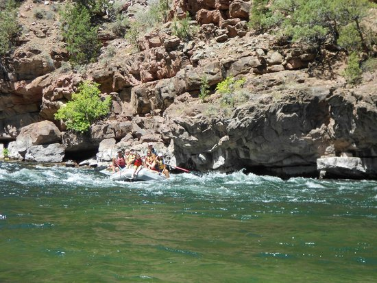 Dinosaur River Expeditions: Fun on the River