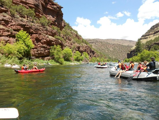 Dinosaur River Expeditions: More fun on the River