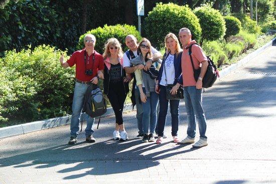 Paseo del Prado: Comienzo del paseo