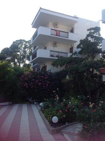 Hotel Korali: apts