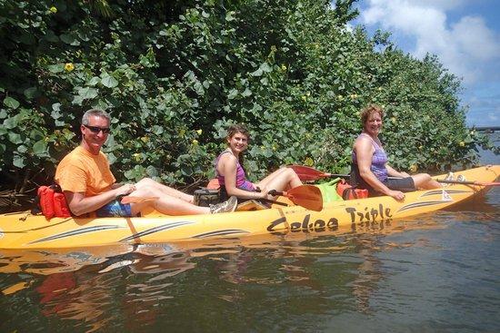 Kayak Wailua A Triple On The River