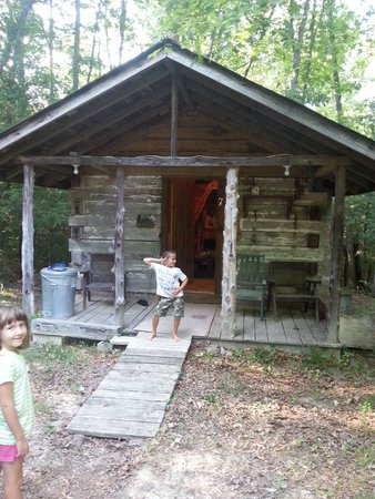 Big South Fork Lodge & Horse Campground : Oustide view