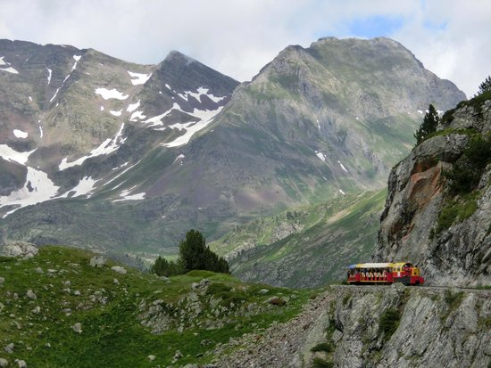 Le Train d'Artouste : Increibles vistas en el tren