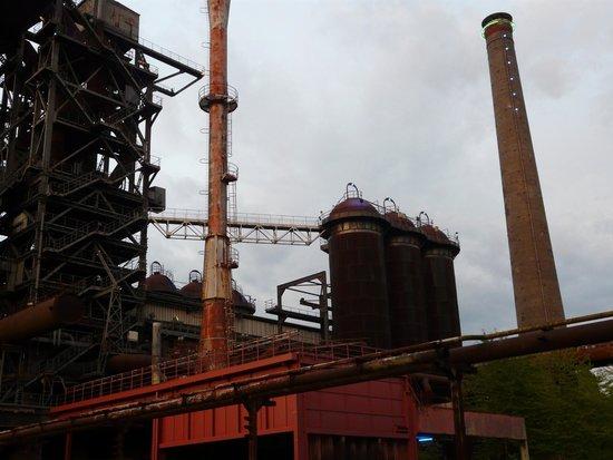 Landschaftspark : Old Factory