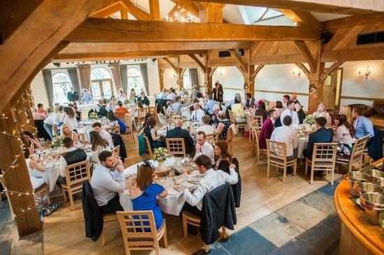 The King Arthur Hotel Perfect Wedding Venue