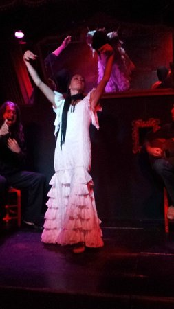 CasaLa Teatro: Flamenco dancer