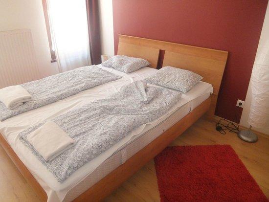 Broadway Hostel : bedroom