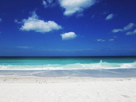 Mainsail Beach Inn: The beach