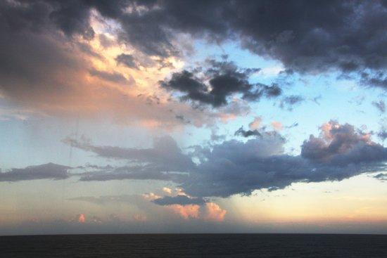 Mainsail Beach Inn: Sunset 5/13/14
