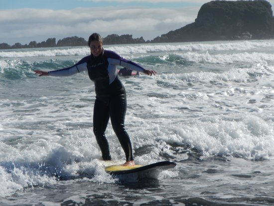 West Coast Surf: All right!